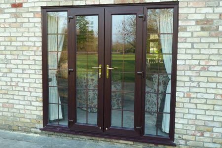 Double glazing prices kent double glazing costs upvc for Installing upvc french doors